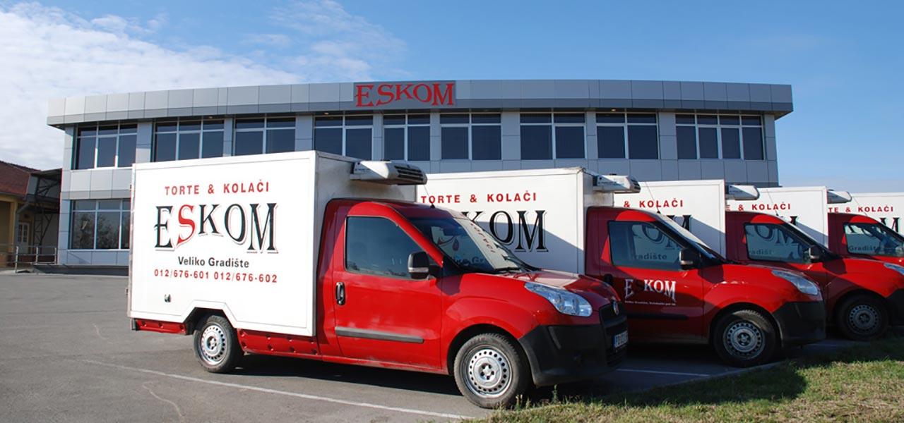 Proizvodnja Torti - Eskom