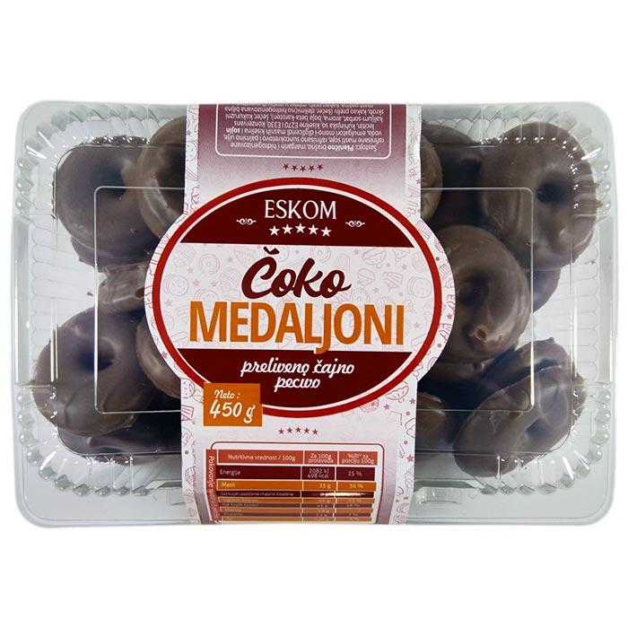 choco-medallions